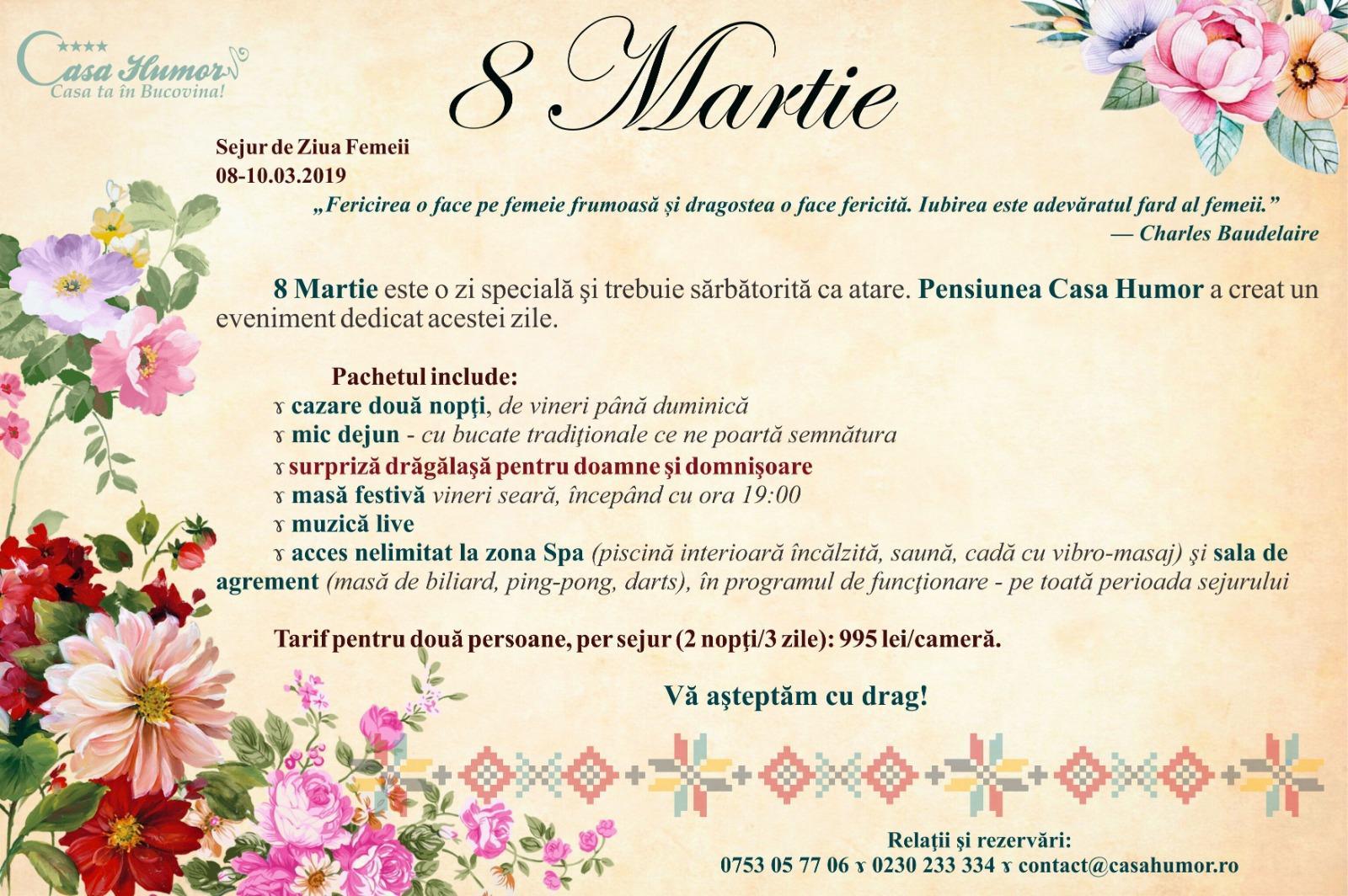 oferta 8 marttie